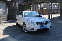 北汽EU260入门车型乐途Plus上市 动力补贴后售价12.99万元