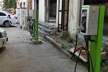 充电桩携手聚电帮您建桩 上地当代城市家园充电站正式运营