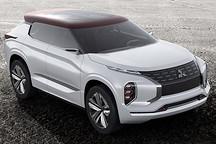 三菱GT-PHEV概念车官图发布 预示新设计