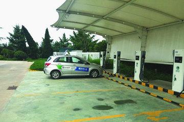 连云港年内将建600余座充电桩迎电动汽车大潮