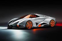 兰博基尼纯电动车计划 动力将超900马力