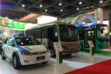 第六届杭州新能源汽车产业展开幕 十大品牌新能源车型精彩亮相