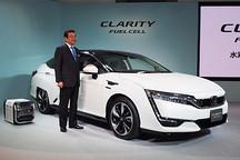 本田Clarity将采用新一代燃料电池技术