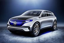 奔驰旗下首款电动SUV车型或2018年正式上市