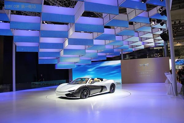 第三张新能源牌照花落长城华冠 详评其首款电动超跑前途K50