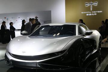 前途汽车携三大核心技术亮相节能与新能源汽车成果展