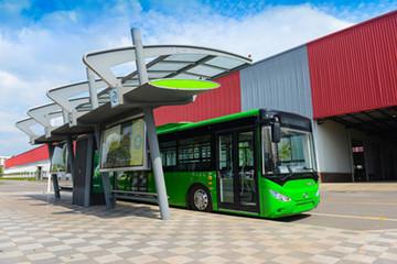 """""""雅安制造""""新能源公交车,将在雅安市7号公交线投用"""