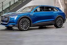 奥迪首款纯电动SUV 将于2018年亮相