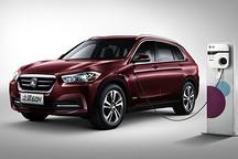 之诺60H全新插电混动SUV预计售价35万 将于12月上市