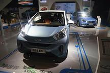 一个电动车主眼中的节能与新能源汽车成果展(二)