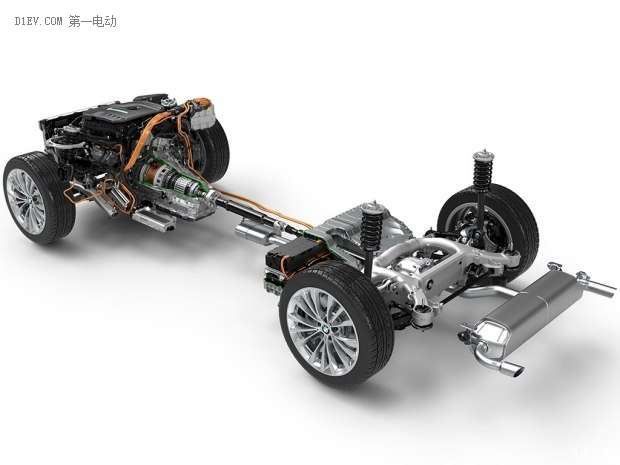 宝马(进口) 宝马5系(进口) 2017款 530e iPerformance