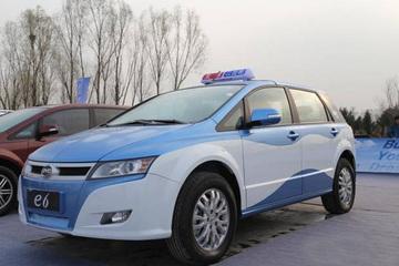 阳泉首批720辆比亚迪纯电动出租车即将上路