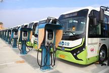 前三季度新能源客车销售56867辆 比亚迪占12%