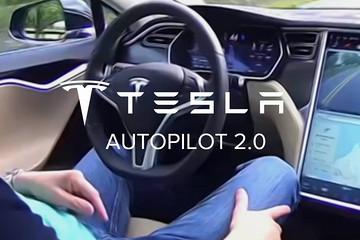 研究周报   特斯拉autopilot 2.0,只是有潜力达到五级自动驾驶等级
