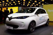约11.8万元起 雷诺ZOE电动车海外上市/未来将引入国内