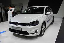大众推新款纯电动版高尔夫 售约26.5万起/续航300公里