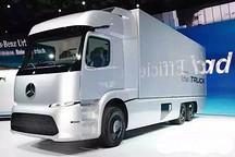 福田汽车发布中国首款无人驾驶卡车 有望于2025年量产