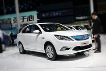 2016广州车展:新款长安逸动EV/蓝动版上市 售价8.69-24.99万元