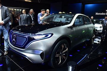 2025年前推出10款新车 戴姆勒怒砸100亿欧搞纯电动车