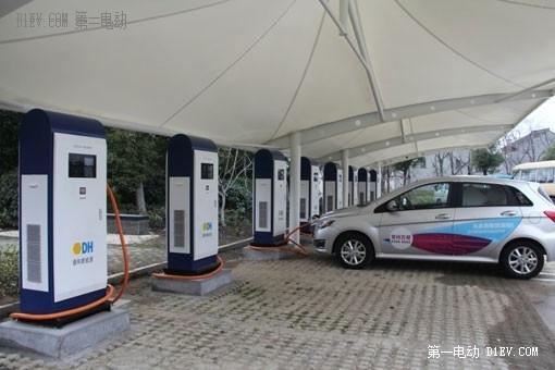 【2015绿色汽车评选】充电服务商-星星充电