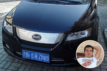 EV英雄谱:北京比亚迪e6车主即将展开京粤之旅