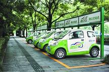 杭州累计推广新能源汽车超3万辆