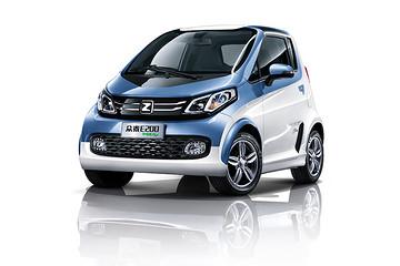多彩汽车生活的引领者 中海同创助力众泰新能源 --众泰E200电动汽车北京正式启航