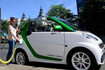这么多新能源汽车和互联网汽车,适合用摩拜、ofo模式玩租赁吗?