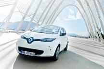 德国11月电动车销量达2664辆 雷诺Zoe摘冠