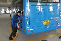 新疆首批新能源出租车在哈密市投入运营