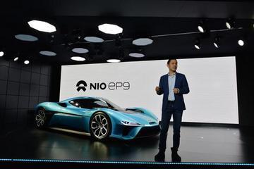 蔚来汽车与第二家车企达成战略合作意向 或为自主品牌