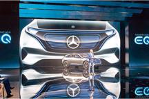 高增长背后的油耗大考 奔驰拟在华建厂生产纯电动车