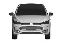 比亚迪M5专利图曝光 配纯电/插混/燃油三种动力,明年4月发布