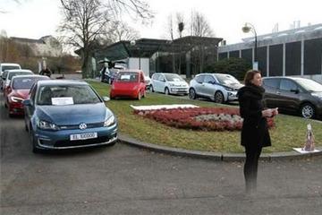 挪威電動汽車保有量過10萬 占全球一成