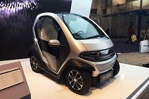 2017 CES:Eli ZERO电动车正式发布