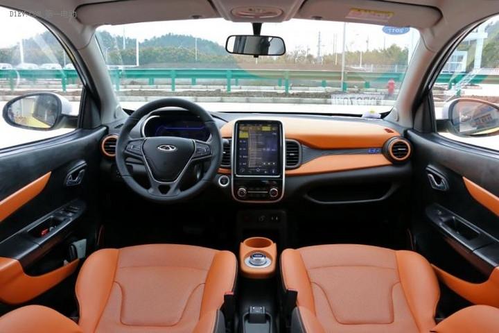 奇瑞EQ1/北汽新能源EX260领衔 16款纯电动参展车型汇总推荐