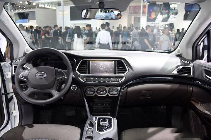 广汽传祺2017年预将推出GS4 EV等3款新能源车型