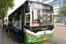 两年狂购1000台,银隆得到邯郸公交青睐