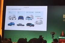 共8款车型,2款与江淮合作,大众在华新能源汽车规划曝光