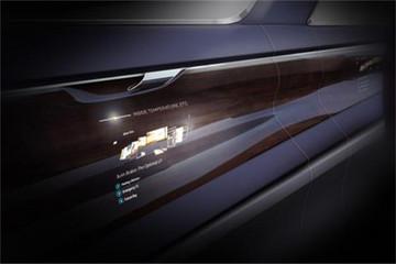 科技与奢华并存,宾利将推OLED触控技术