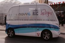 时速最高达16英里,自动驾驶公交车首次现身美国