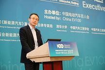 北汽新能源总经理郑刚:成绩代表过去,我们只谈未来