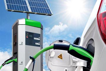 特斯拉充电站或脱离电网 采用太阳能发电