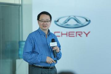 未来汽车开发者 | 奇瑞新能源总经理高立新:稳步发展新能源