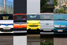 2017年第一批目录39款纯电动车型深度解读:奇瑞eQ1、北汽EC180、比亚迪e6 450、奔奔EV、江淮iEV6E等在列