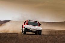 电动汽车首度在达喀尔拉力赛完赛