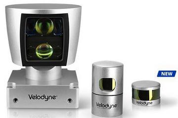 Velodyne建厂量产最新款3D激光雷达