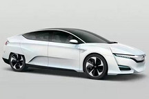 本田与通用合作氢燃料电池技术