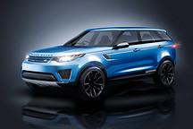 3月日内瓦亮相 路虎新车命名为揽胜Velar未来将推新能源版本