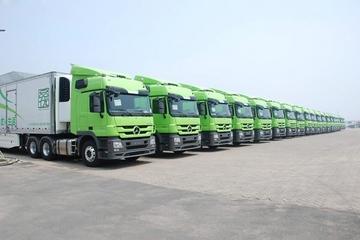 天津已推广新能源物流车884辆,今年将超千辆